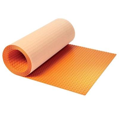 Ditra-Heat 3 ft. 2-5/8 in. x 41 ft. 10-3/4 in. Uncoupling Membrane Roll