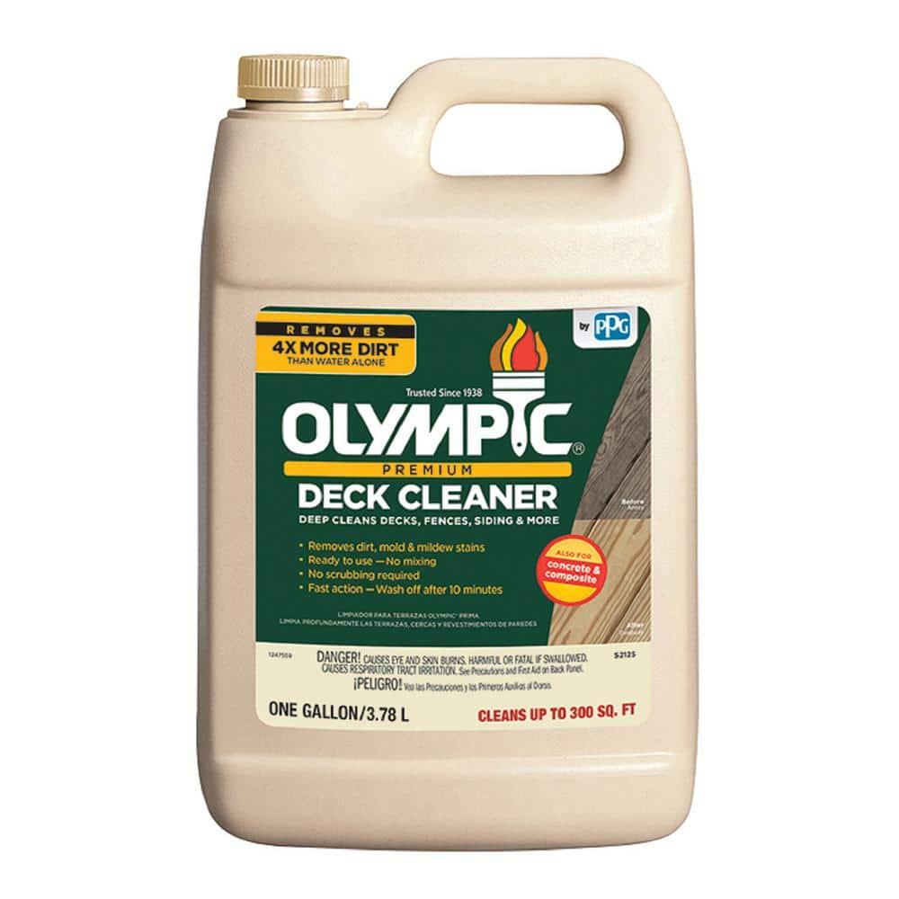 Olympic 128 oz. Premium Deck Cleaner