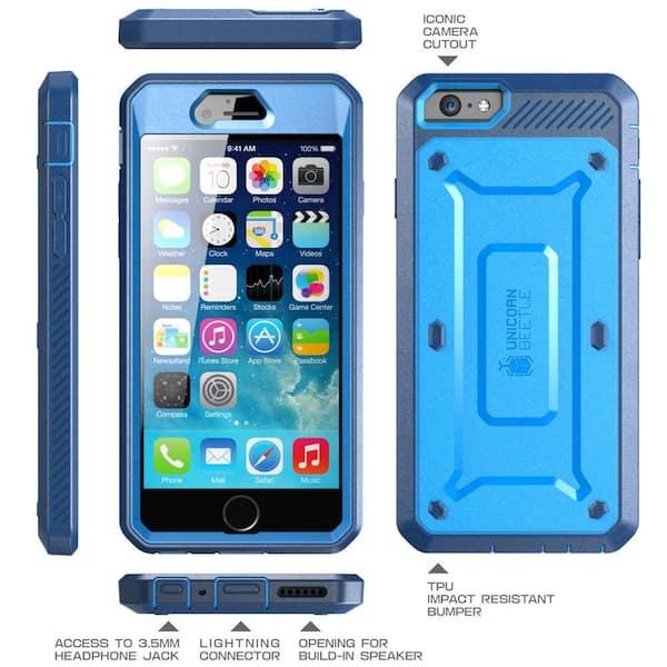 SUPCASE Unicorn Beetle Pro Full-Body Case for Apple iPhone 6/6S ...