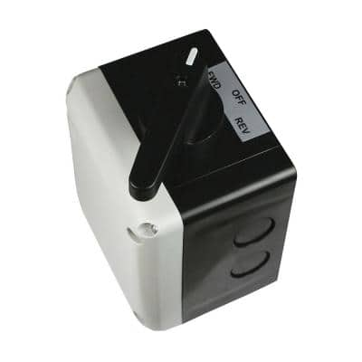 Motor Reversing Switch Maintained Handle for 5 HP to 10 HP Motors