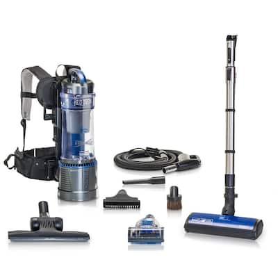 Lightweight and Powerful 2.0 Backpack Vacuum with Wessel Werk EBK 280 Power Head