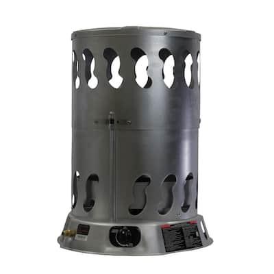 80,000 BTU Propane Convection Heater