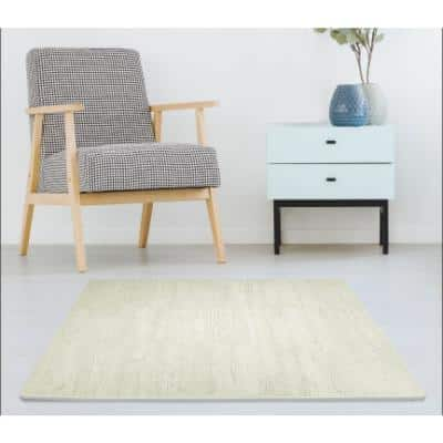 Grey Oak 12 in. x 12 in. Foam Interlocking Floor Tiles (44-Pieces/Case)