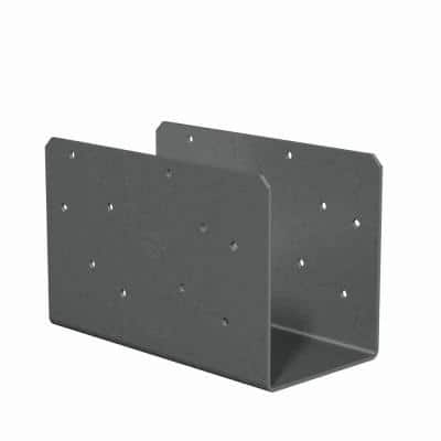 CCOQ Column Cap (No Straps) for 6x Beam, with Strong-Drive SDS Screws