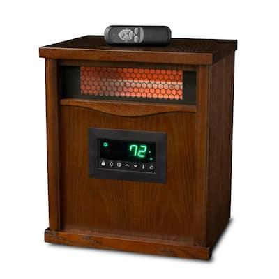 Element 5200 BTU Large Room Infrared Quartz Electric Space Heater