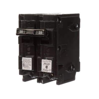 35 Amp Double-Pole Type QPH 22kA Circuit Breaker