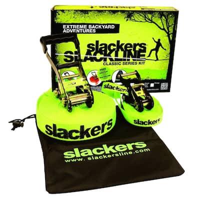 50 ft. Slackline Classic Set