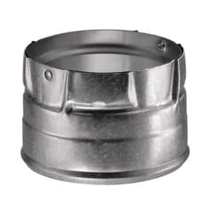 PelletVent 3 in. Clean-Out Tee Cap