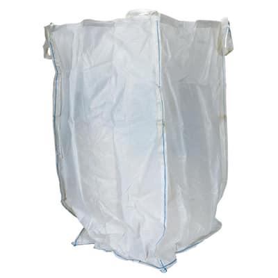 3,300 lb. Capacity 78 cu. ft. 36 in. x 36 in. x 63 in. Fabric Hopper
