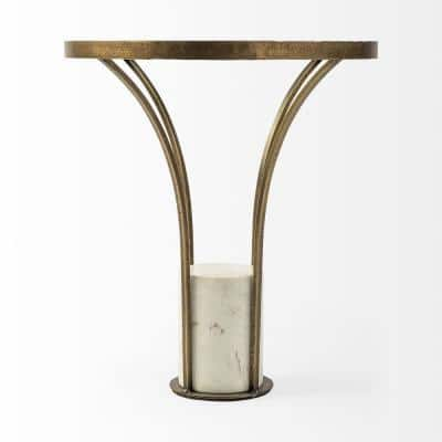 Mercana End Tables Accent Tables The Home Depot