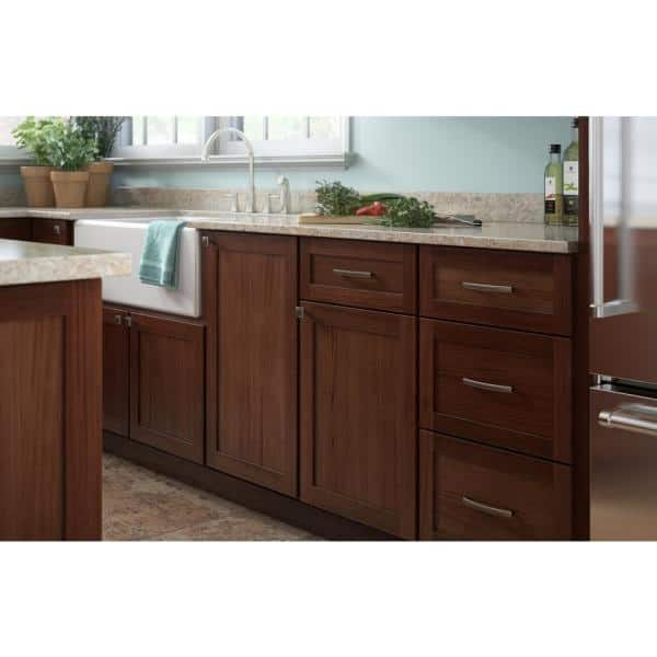 Liberty Textured Arched 5 1 16 In 128mm Center To Center Venetian Bronze With Copper Highlights Drawer Pull P39358c Vbc Cp The Home Depot