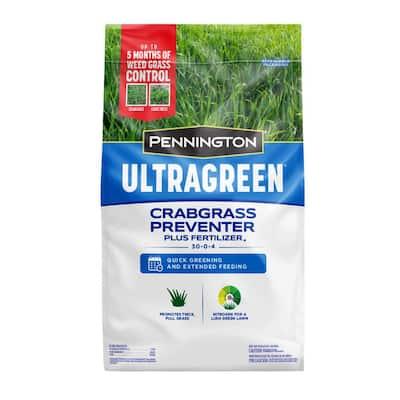 30-0-4 5M 12.5 lbs. Crabgrass Preventer Plus Fertilizer