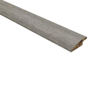 Strand Woven Bamboo Berkeley 0.438 in. T x 1.50 in. W x 72 in. L Bamboo Reducer Molding