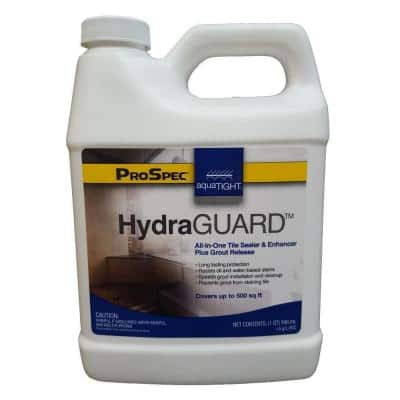 32 oz. HydraGUARD Grout Concrete Paver Cement and Tile All-in-One Stain Efflorescence and Waterproofer