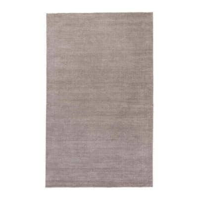 Solids Ash 12 ft. x 15 ft. Solid Area Rug
