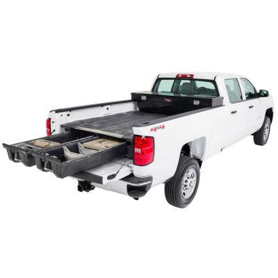 8 ft. Bed Length Pick Up Truck Storage System for Ford Super Duty (1999-2016)