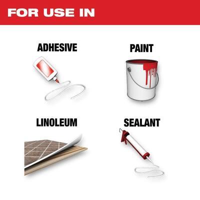 2 in. Stainless Steel Universal Fit Rigid/Flex Scraper Multi-Tool Oscillating Blade Kit (2-Piece)