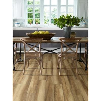 Knoxville Plus 6 in. W Jefferson Click Lock Luxury Vinyl Plank Flooring (23.64 sq. ft./case)