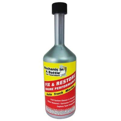 16 oz. Fuel System Cleaner and Protector