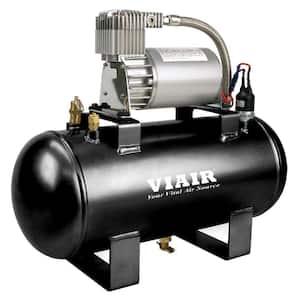 2 Gal. 120 psi 12-Volt Fast-Fill Air Source Kit