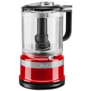 5-Cup 2-Speed Empire Red Food Processor