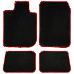 2000 Volvo V70 Black Loop Driver Passenger /& Rear 1999 GGBAILEY D4059A-S1A-BK-LP Custom Fit Automotive Carpet Floor Mats for 1998