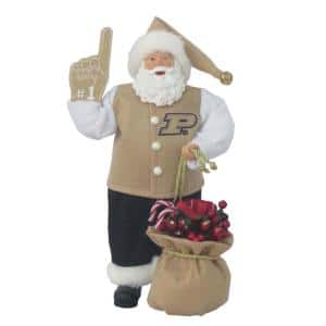 12 in. Purdue #1 Santa