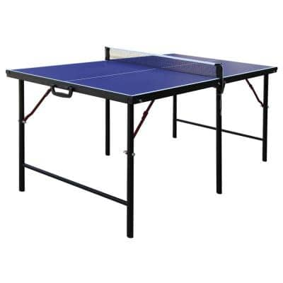 Crossover 60 in. Portable Table Tennis Table