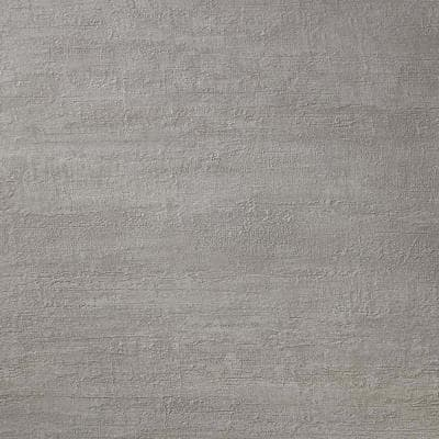 24 in. x 24 in. x 0.75 in. Pietra Chrome Porcelain Paver