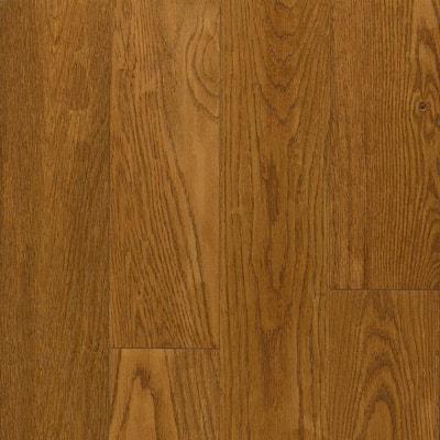 American Vintage Scraped Light Spice Oak 3/8 in. T x 5 in. W x Varying L Engineered Hardwood Flooring (25 sq. ft./case)