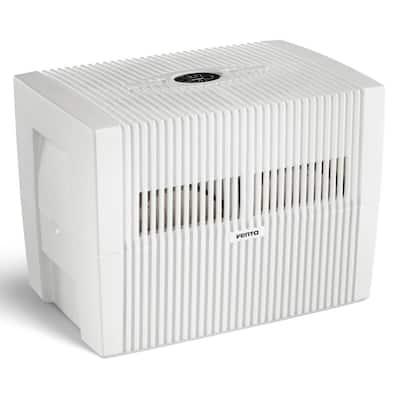 LW45 Comfort Plus Evaporative Airwasher Humidifier, White