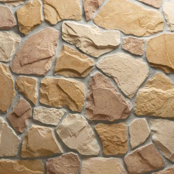 Veneerstone Field Stone Burlwood Corners 10 Lin Ft Handy Pack Manufactured Stone 97338 The Home Depot