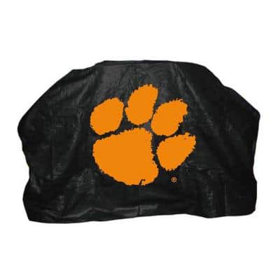 68 in. NCAA Clemson Grill Cover