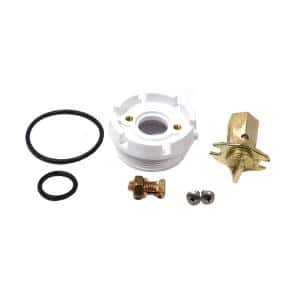 2 in. Poolbond-Skimmer Replacement Cartridge Mount for Above-Ground Pool Applications