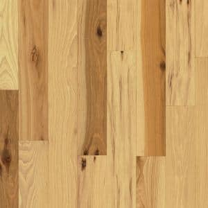 Country Natural Hickory 3/4 in. Thick x 2-1/4 in. Wide x Random Length Solid Hardwood Flooring (20 sq. ft. / case)