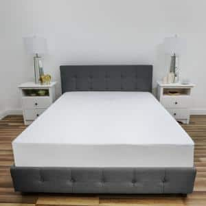 Cold Touch Nylon Waterproof Full Mattress Protector