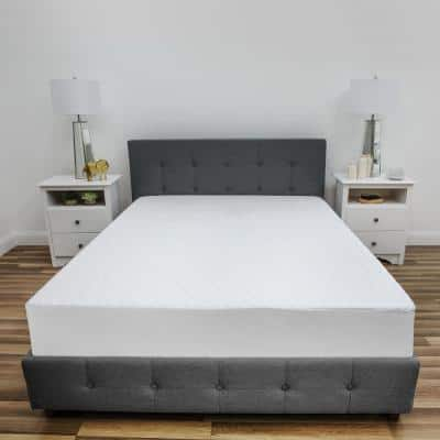 Cold Touch Nylon Waterproof California King Mattress Protector