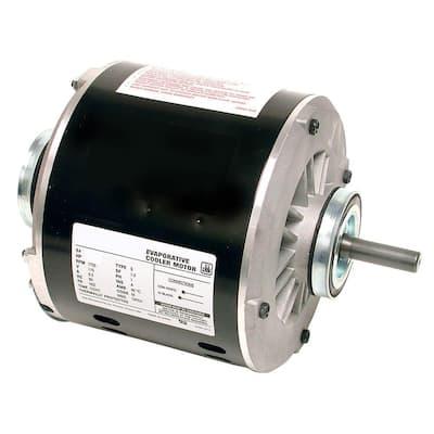 1-Speed 3/4 HP Evaporative Cooler Motor