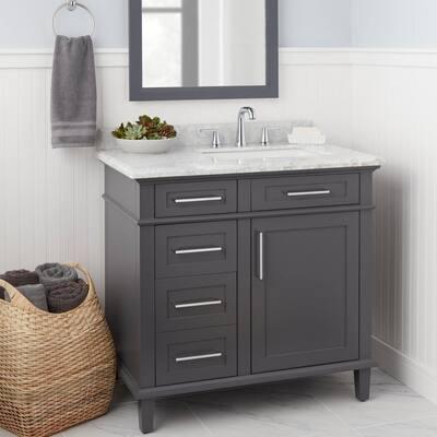 Jax 8 in. Widespread 2-Handle High-Arc Bathroom Faucet in Chrome