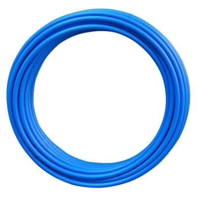 1/2 in. x 100 ft. Blue PEX Pipe