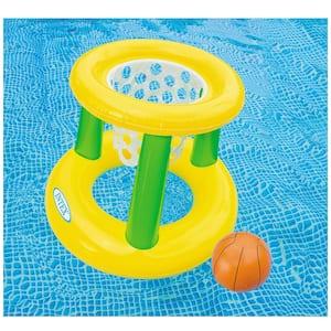 Floating Hoops Inflatable Pool Basketball Game