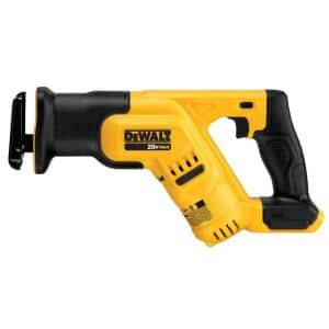 20-Volt MAX Cordless Compact Reciprocating Saw (Tool-Only)