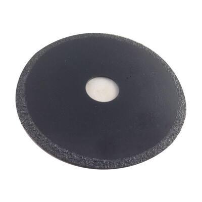4 in. Diameter 25/32 in. Arbor Coarse Grit Carbide Grit Circular Saw Blade