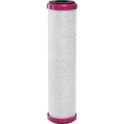 Universal Single Stage Replacement Water Filter Cartridge