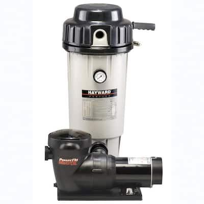 25 sq. ft. Perflex D.E. Filter