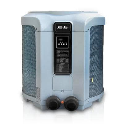 53,000 BTU In-Ground Electric Pool Heater Pump System