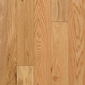 Plano Oak Country Natural 3/4 in. Thick x 5 in. Wide x Varying Length Solid Hardwood Flooring (23.5 sq. ft. / case)