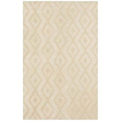 Hampshire Cream 8 ft. x 10 ft. Indoor Area Rug