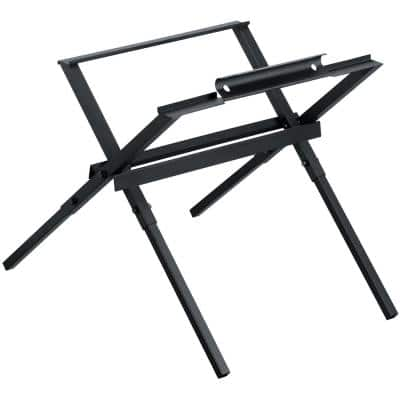 10 in. Compact Table Saw Stand for Jobsite