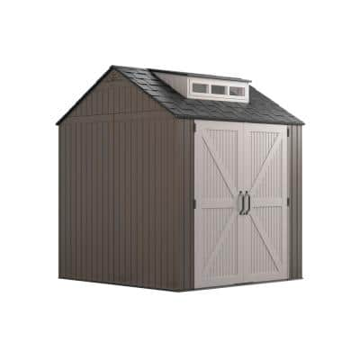 7 ft. x 7 ft. Storage Shed